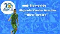 El Manzanares FS ficha al goleador Alejandro Fuentes