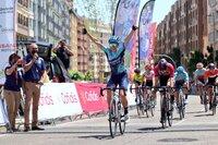 Mireia Benito se lleva el II Trofeo Valladolid Rosa Bravo