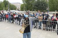 Burgos homenajea al bicampeón San Pablo