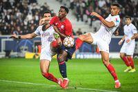 El Sevilla se abona al empate europeo
