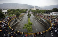 Diez muertos tras una nueva jornada de protestas en Colombia
