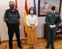 La Guardia Civil se refuerza con un nuevo comandante