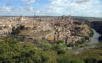 La película de las ciudades patrimonio se graba en Toledo