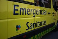 Fallece una persona en un accidente de tráfico en Olmedo