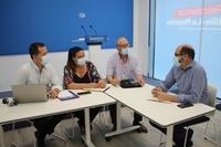 Velázquez exige servicios básicos sanitarios en los pueblos