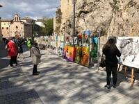 El Paseo del Arte celebra su primer año con múltiples actos