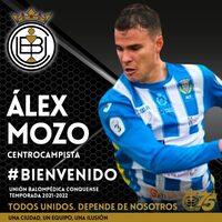 Álex Mozo regresa al Conquense
