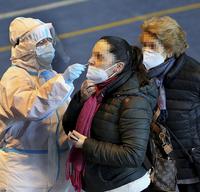 Continúa el descenso de contagios con 483 nuevos casos