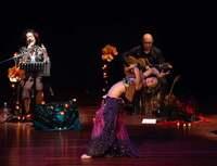 Abanai trae 'Raíces', música y danza de las tres culturas
