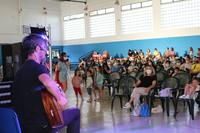 Los niños de La Roda también tuvieron 'su' Sentidos Live