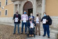 El Tubos Aranda y UBU Bajo Cero piden ayuda a la Junta
