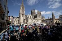 Limitaciones al tráfico con motivo de la Vuelta a Burgos
