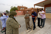 La Audiencia deja en libertad provisional a Mostafá Snabi