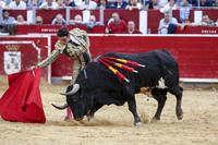Sergio Serrano 'vela armas' para la tarde en Las Ventas