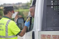 La campaña de alcohol y drogas concluye con más de 40 multas