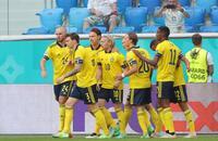 Suecia elimina a Polonia para ser primera