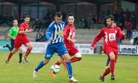 Christian Perales vuelve al CF Talavera
