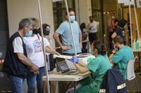 172.592 riojanos, el 60,8%, están totalmente vacunados