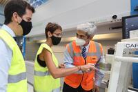 GKN creará en Carcastillo 80 puestos de trabajo directos