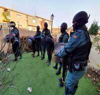 Desarticulado un grupo criminal tras robar en tres pueblos
