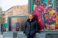 Cristina García Rodero inaugura 'Tierra de Sueños'