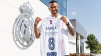 Hanga ficha por el Real Madrid