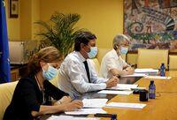 Carriedo pide «más participación» en los fondos europeos
