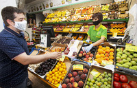 El pequeño comercio local se une en un supermercado online