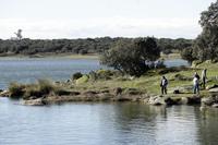 Contaminación en los espacios naturales del Tajo bajo Madrid