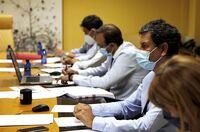 Carriedo exige otro plan covid en 2022 para los gastos extra