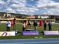 Campeonato de Atletismo Sub16