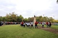 Inauguración del Parque Don Bosco