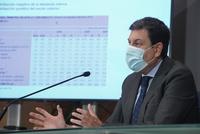 Carriedo exige a Montero el abono del IVA