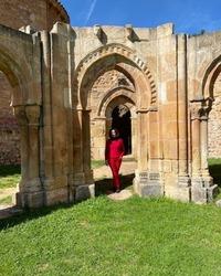 """Luz Casal emprende """"Camino a Soria"""""""