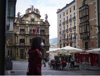 40 casos en una jornada sin fallecidos por covid en Navarra