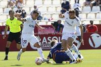 El Albacete mostró su solvencia en casa