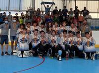 El CPLV alevín se alza con el Campeonato de España