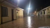 La tormenta de Tarancón afectó a numerosas casas y empresas