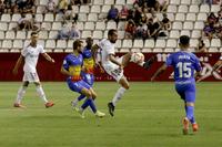 Sufrida victoria del Alba ante el Andorra