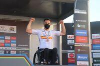García-Marquina cerró el Mundial con un bronce