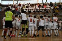 El Albacete FS consiguió el ascenso
