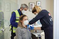 Menores de 40 años empiezan a vacunarse en Navarra