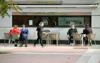 Valladolid sigue con los casos a la baja y sin fallecidos