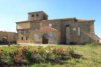 Iglesia de San Andrés, Cabria
