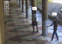 Dos detenidos en Tudela acusados de un robo con fuerza