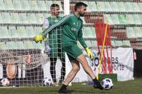 Barovero se aleja del Burgos CF