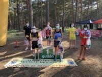 Elena Olea se lleva el Triatlón Sprint de Aguilar de Campoo
