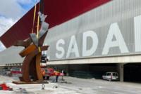 'Sentimiento- Sentimendua': una escultura para la afición