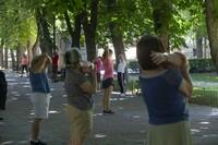 Las actividades para mayores en parques arrancan el día 21