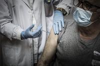 La inmunización de Soria llega al 50% en mayores de 16 años